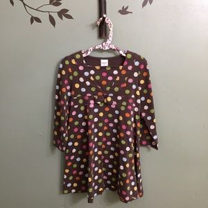 EUC Gymboree Polka Dress, 4